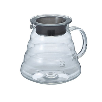 Hario V60 Server, Clear, 600 ml