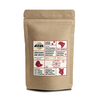 Azul Seasonal Blend - Winter Roast (250 g)
